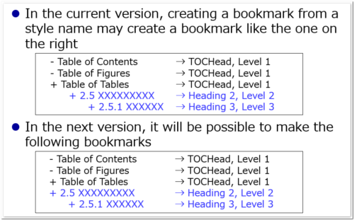 fig enhanced bookmark function